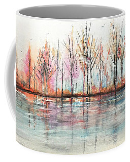 Autumn In The Hamptons Coffee Mug