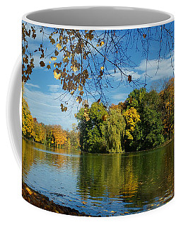 Autumn In The Park 2 Coffee Mug