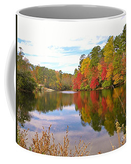Autumn In The South Coffee Mug