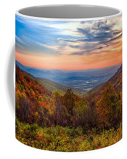 Autumn In Virginia Coffee Mug
