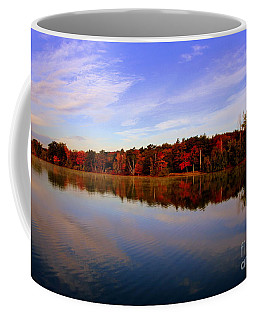 Autumn In Wilmington Coffee Mug