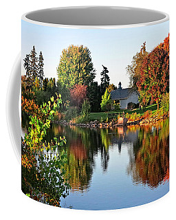 Autumn In Wisconsin Coffee Mug