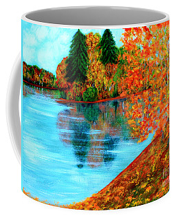 Autumn. Inspirations Collection. Coffee Mug