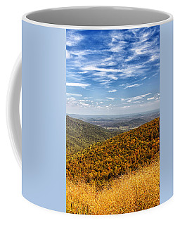 Autumn Layers Coffee Mug