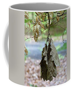 Autumn Leaves In Summer Coffee Mug
