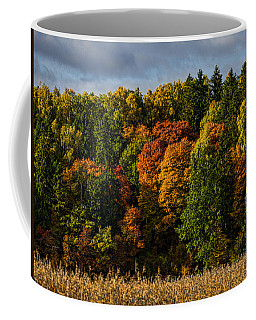 Autumn Coffee Mug by Leif Sohlman