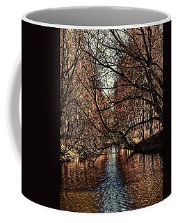 Autumn Light By Leif Sohlman Coffee Mug