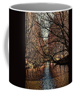 Autumn Light By Leif Sohlman Coffee Mug