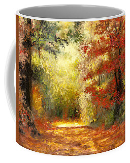 Autumn Memories Coffee Mug