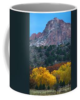 Autumn Of The Gods Coffee Mug