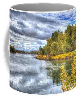 Autumn On The Missouri Coffee Mug