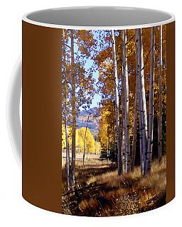Autumn Paint Chama New Mexico Coffee Mug