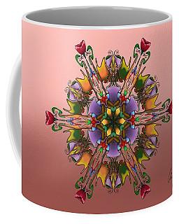 Autumn Peach Coffee Mug