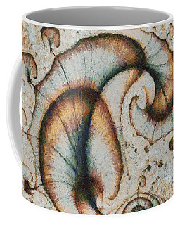 Autumn Peacock Coffee Mug