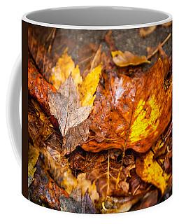 Autumn Pile Coffee Mug