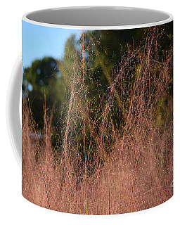 Coffee Mug featuring the photograph Autumn Pink by Gary Smith
