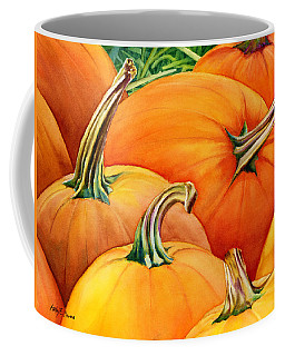 Autumn Pumpkins Coffee Mug