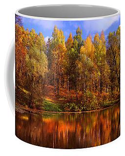 Autumn Reflections Coffee Mug