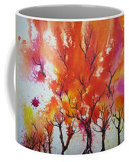 Autumn Riot Coffee Mug