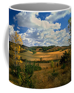 Autumn Skies Coffee Mug