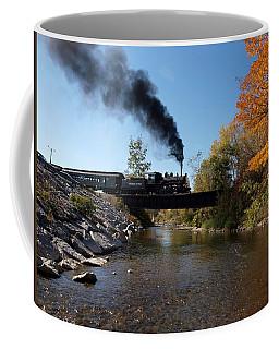 Autumn Steam Coffee Mug