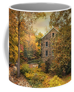 Autumn Stone Mill Coffee Mug