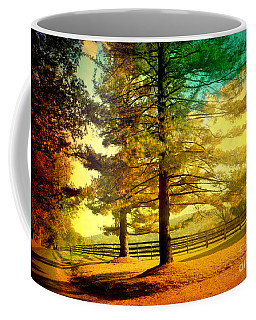 Autumn Stroll Coffee Mug