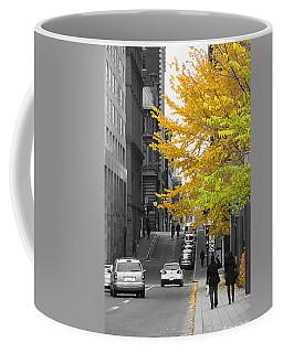 Autumn Stroll Coffee Mug