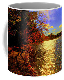 Autumn Sun Coffee Mug