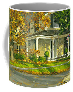 Autumn Sunlight II 18 X 24 Coffee Mug