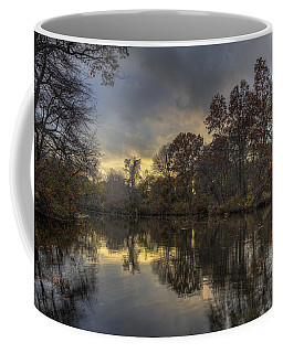 Autumn Sunset On West Brook Pond Coffee Mug