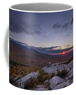 Autumn Sunset Over Sugarloaf Mountain Coffee Mug