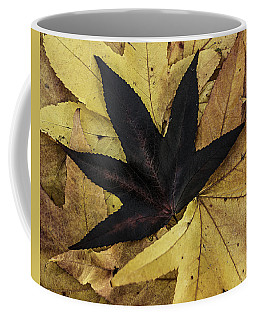 Autumn Sweetgum Coffee Mug