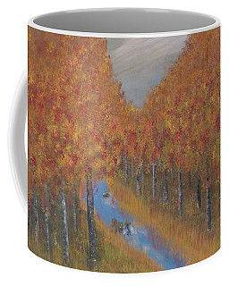 Autumn Coffee Mug by Tim Townsend