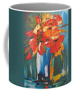 Autumn Vase Coffee Mug