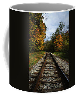 Autumn View Coffee Mug