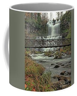 Autumn Waterfalls Coffee Mug