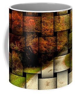 Autumn Weave Coffee Mug