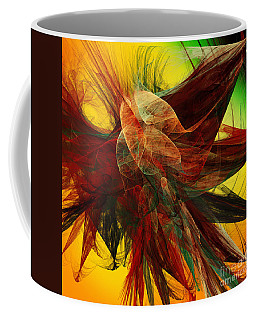 Autumn Wings Coffee Mug