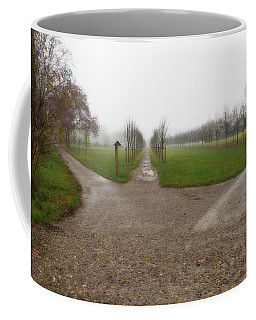 Autumnal Countryscape Coffee Mug