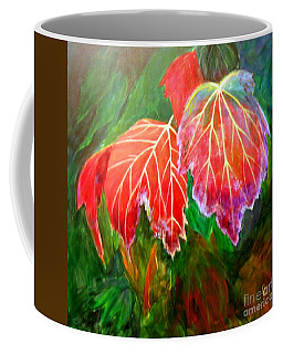 Autumn's Dance Coffee Mug