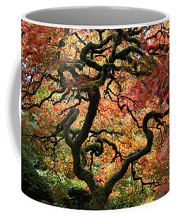 Autumn's Fire Coffee Mug
