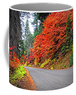 Autumn's Glory Coffee Mug by Lynn Bauer