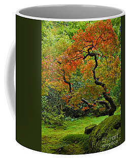 Autumn's Paintbrush Coffee Mug