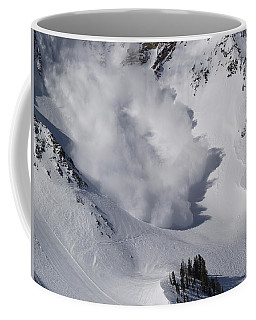 Avalanche Iv Coffee Mug