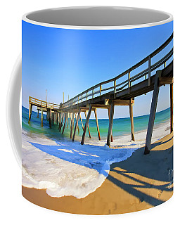 Avalon Pier Coffee Mug