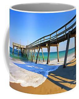 Avalon Pier Coffee Mug