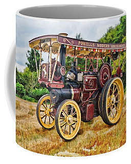 Aveling And Porter Showmans Tractor Coffee Mug