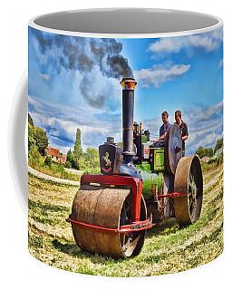 Aveling Roller Coffee Mug