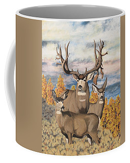 Avery Buck Coffee Mug